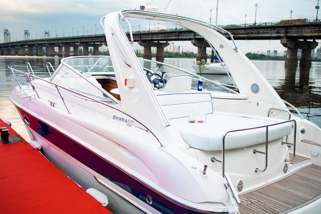 BAVARIA Sparkling Yacht