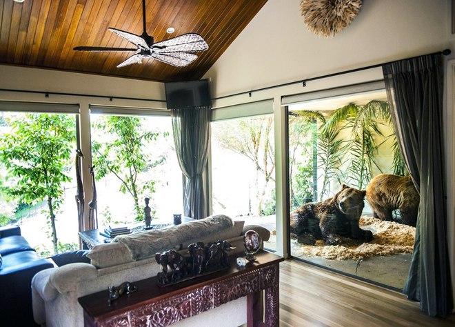 Готель з дикими тваринами: Jamala Wildlife Lodge