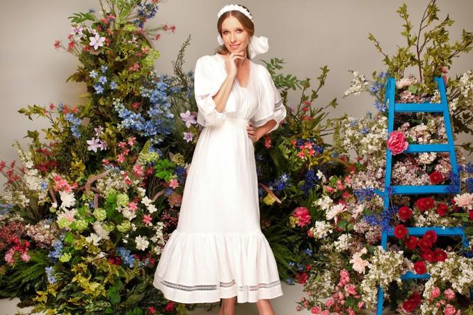 Модная коллаборация Andre Tan x Катя Осадчая