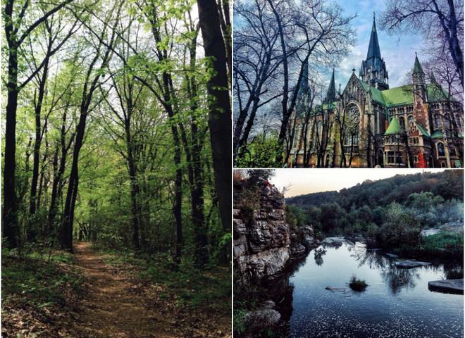 Мандрівники створили інтерактивну карту з найкрасивішими місцями України