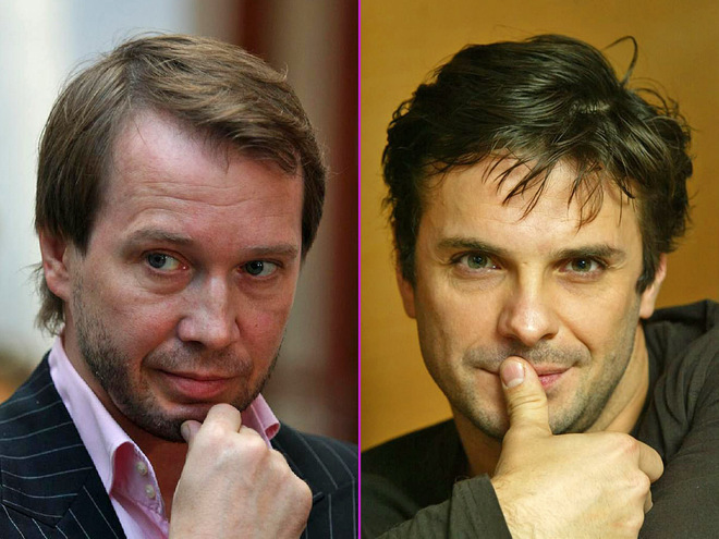 Євген Миронов і Сергій Астахов