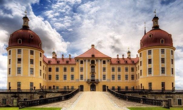 Тайна немецкого замка Морицбург: секретный погреб фюрера