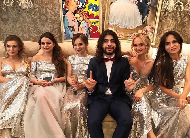 Микита Пресняков весілля