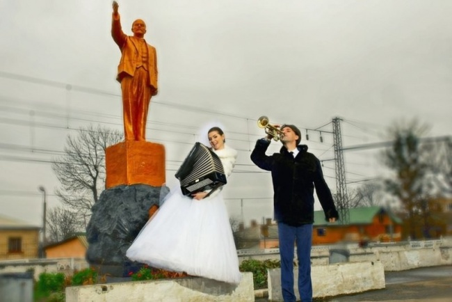Свадебные шедевры
