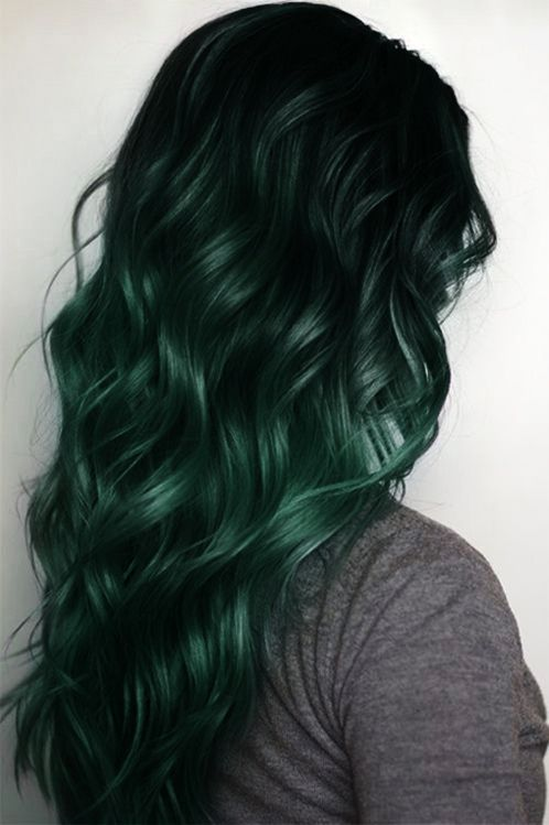 Модный цвет волос 2016