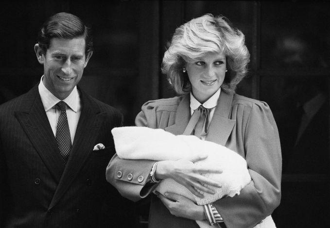 Принцеса Діана і принц Чарльз