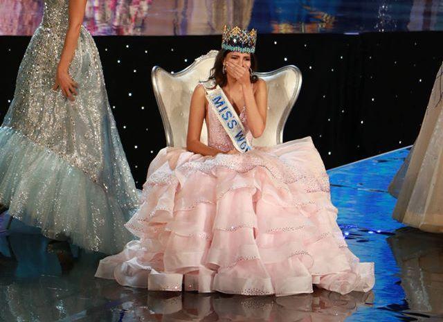 Победительницей Мисс Мира 2016 стала участница из Пуэрто-Рико