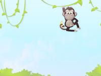 Весенние обои на год обезьяны