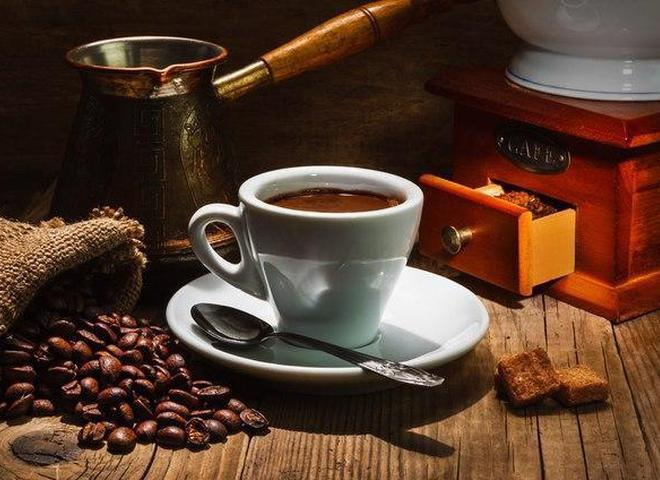 Кава в турці