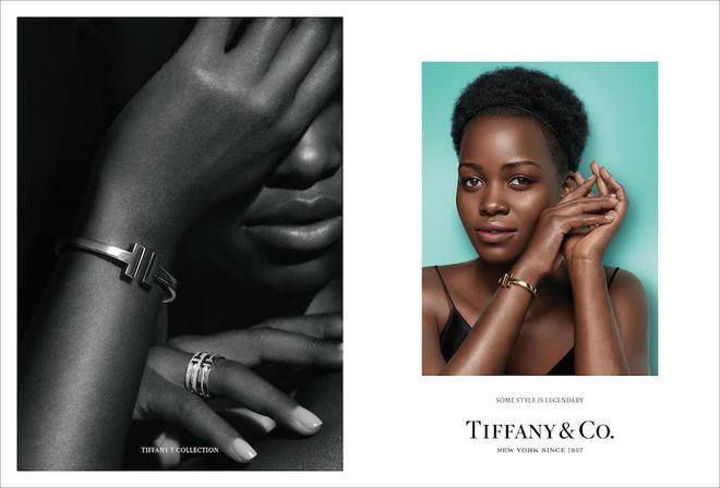 Люпіта Ніонгодля Tiffany&Co