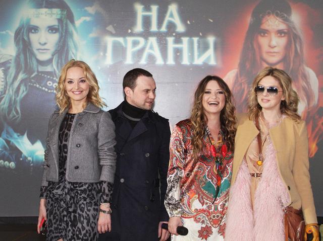 Презентация клипа Натальи Могилевской