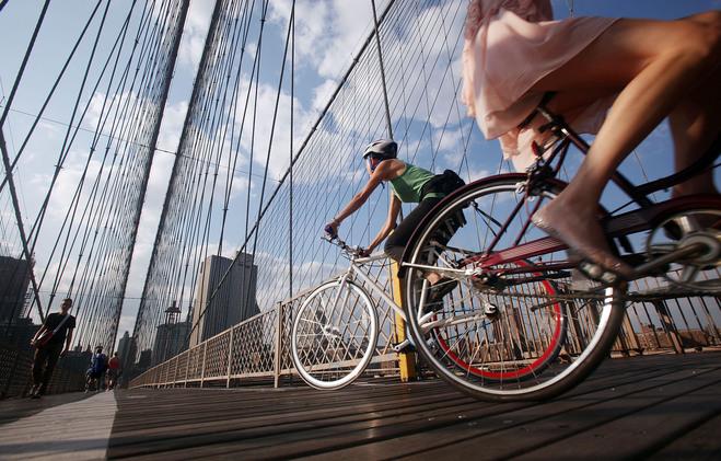 5 причин посетить Нью-Йорк в мае