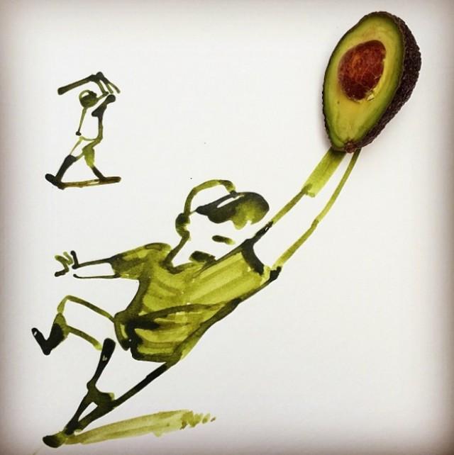 Фантастические рисунки Кристофа Нейманна