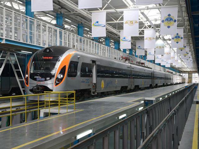 Запускается дополнительный летний поезд из Киева в Одессу