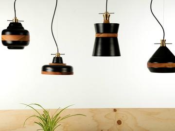 Светильники, вдохновленные рулеткой