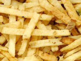 Жареные в духовке картофельные палочки по‑японски