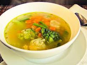 Суп осенний