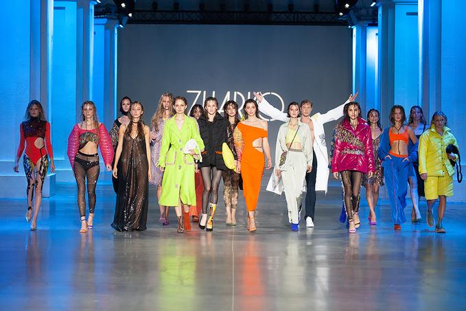Бренд Zharko: Fresh Fashion на Ukrainian Fashion Week noseason sept 2021