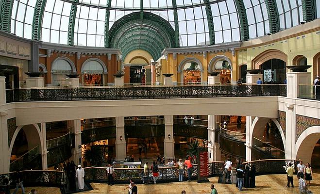 5 дивовижних шопінг-центрів світу: Mall of the Еміратес