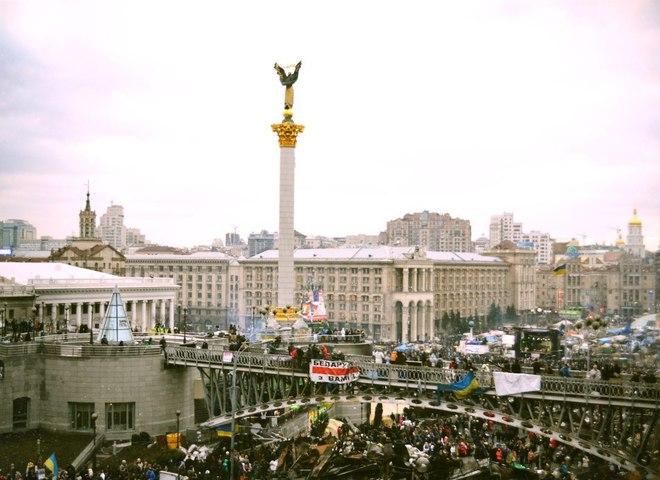 Годовщина расстрела: Киев год назад и сегодня