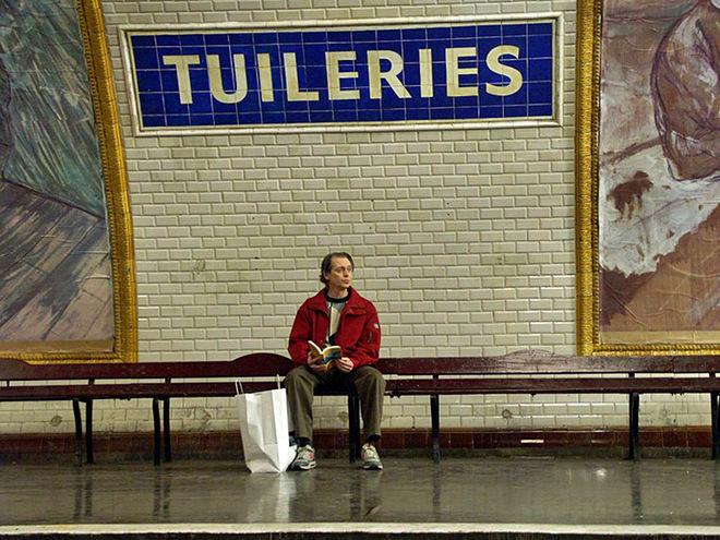 Кинотуризм: Париж, я люблю тебя