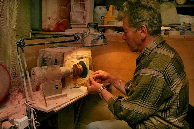 Сігулда: Янтарна майстерня
