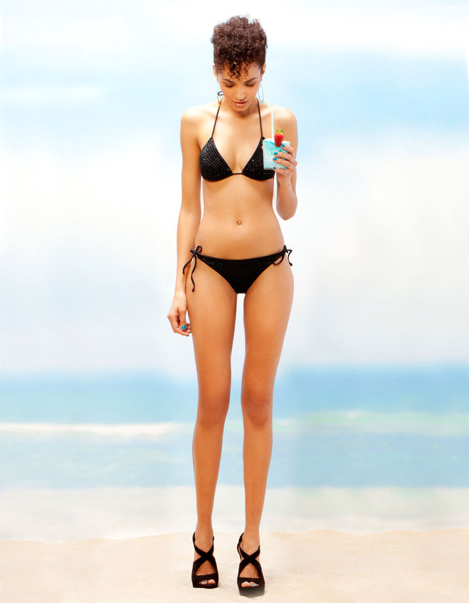 Тренды 2014: модные купальники