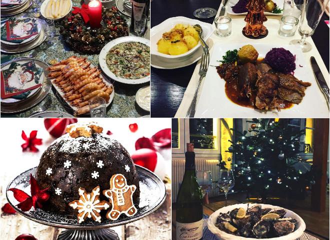 Пальчики оближешь: что готовят на Новый год в разных странах мира?