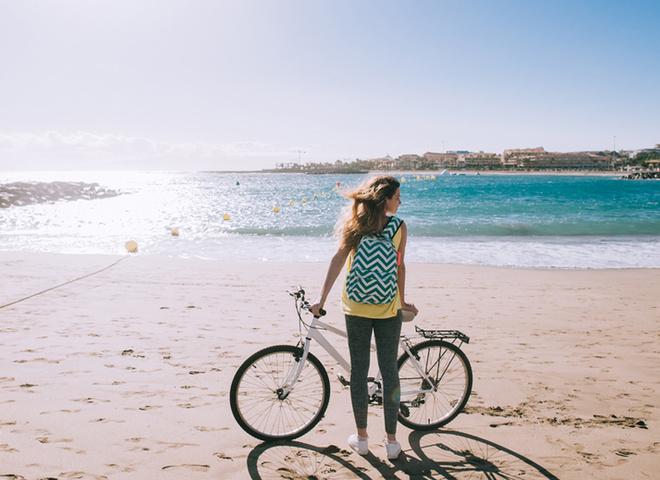 """Результат пошуку зображень за запитом """"прогулка на велосипеде"""""""