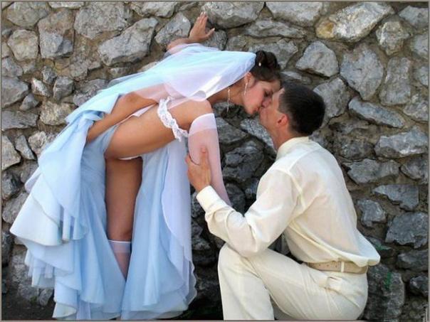 Осторожно, свадебные шедевры!