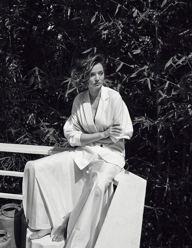 """Міранда Керр у фотосесії для журналу """"Gritty Pretty"""""""