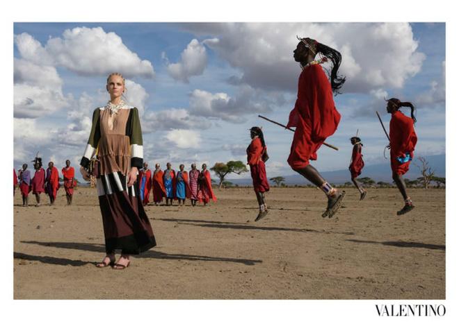 Рекламна кампанія Valentino весна 2016