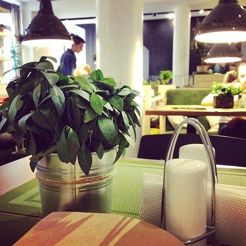 Рестораны Львова: Green