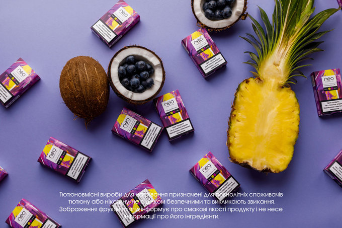 Pineapple Berry Mix