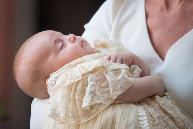 хрещення принца Луї