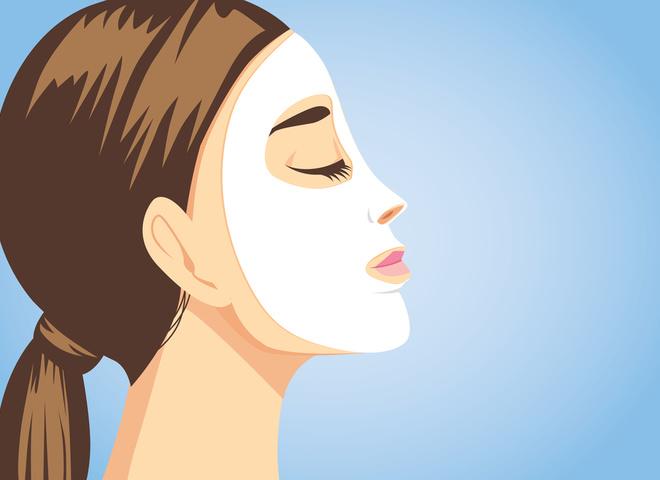 Живильні маски для обличчя
