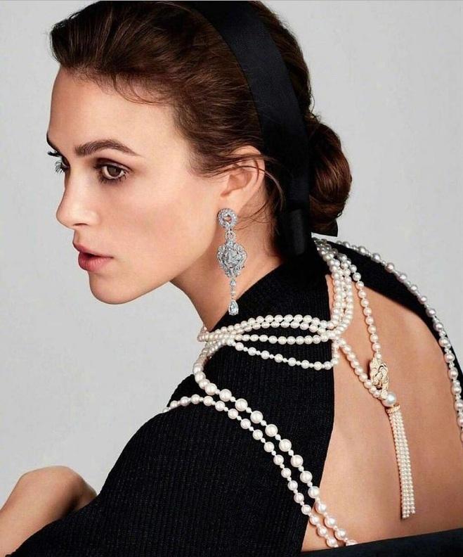 Кіра Найтлі для Chanel