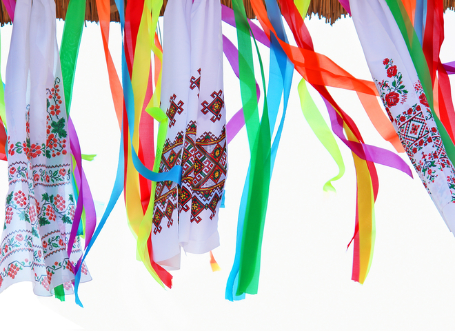 украинские фестивали в августе