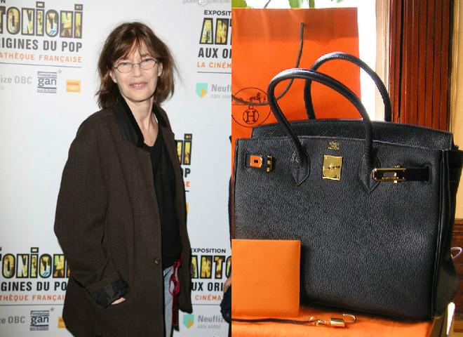 Джейн Біркін попросила Hermès прибрати її ім'я з назви сумок