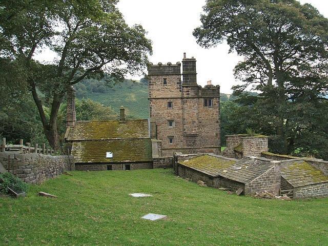 Путешествие страницами книги: замок Норт-Лис-Холл