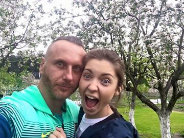 Ларсон и его жена