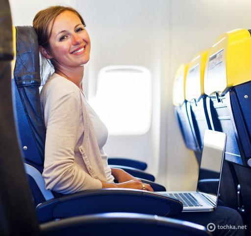 Косметичка в літак