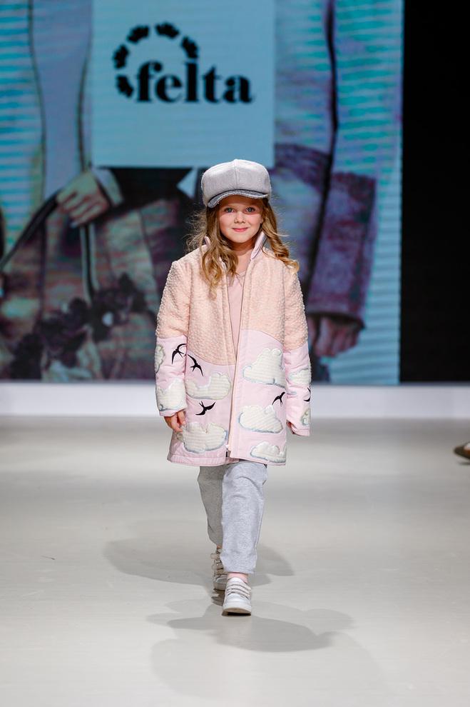 Junior Fashion Week второй день
