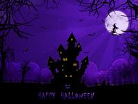 Страшная ночь в Хэллоуин