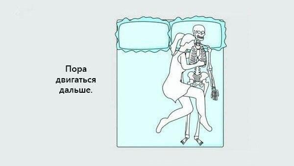 Ваше положение во сне