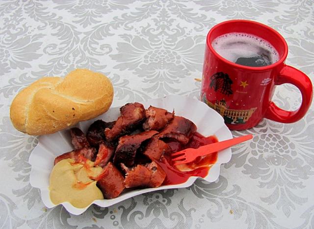 Согреваемся вкусным глинтвейном - Австрия