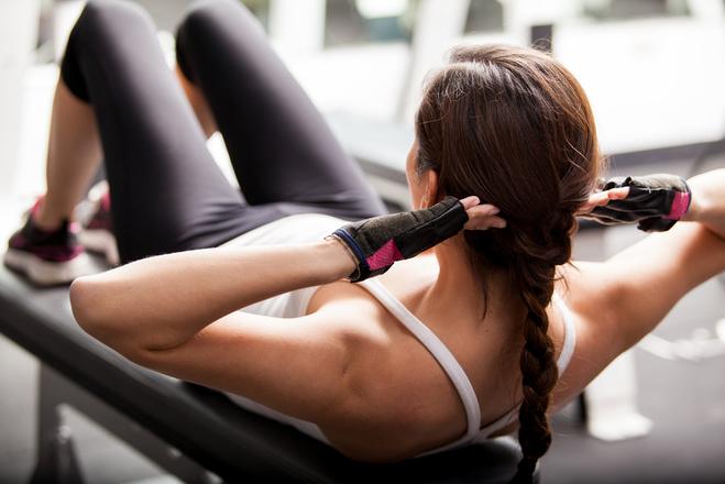 ТОП-5 упражнений для идеальной талии