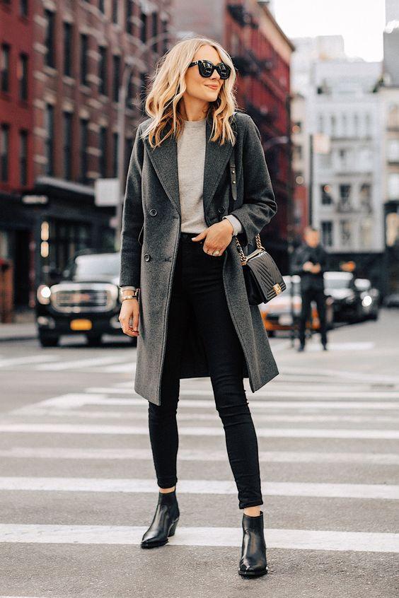 Джинси скінні- як носити сучасно
