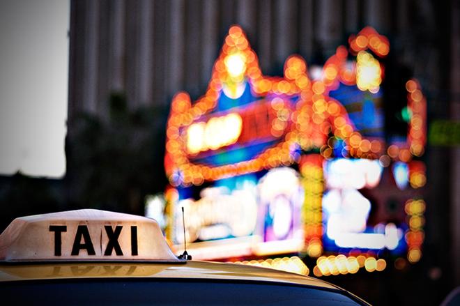 Як ловити таксі в різних країнах світу