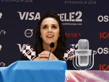 Евровидение Пресс-конференция 2016